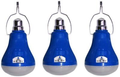 VRCT AC Dc 3 Set Blu Emergency Lights