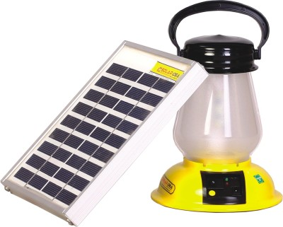 Solar Idea SL03 Emergency Lights(Yellow, Black)