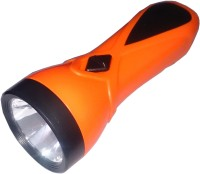 Tuscan Rechargeable LED Torches(Orange)
