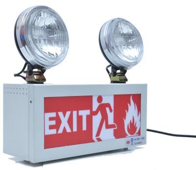 Rax-Tech Industrial Halogen 2*20W Exit Emergency Lights