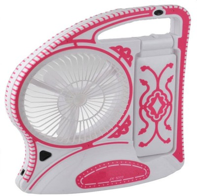 Shopper52 JY Jumbo Branded Rechargeable Fan With Torch & 15 Led JY-5777 - JYJUMBO Emergency Lights