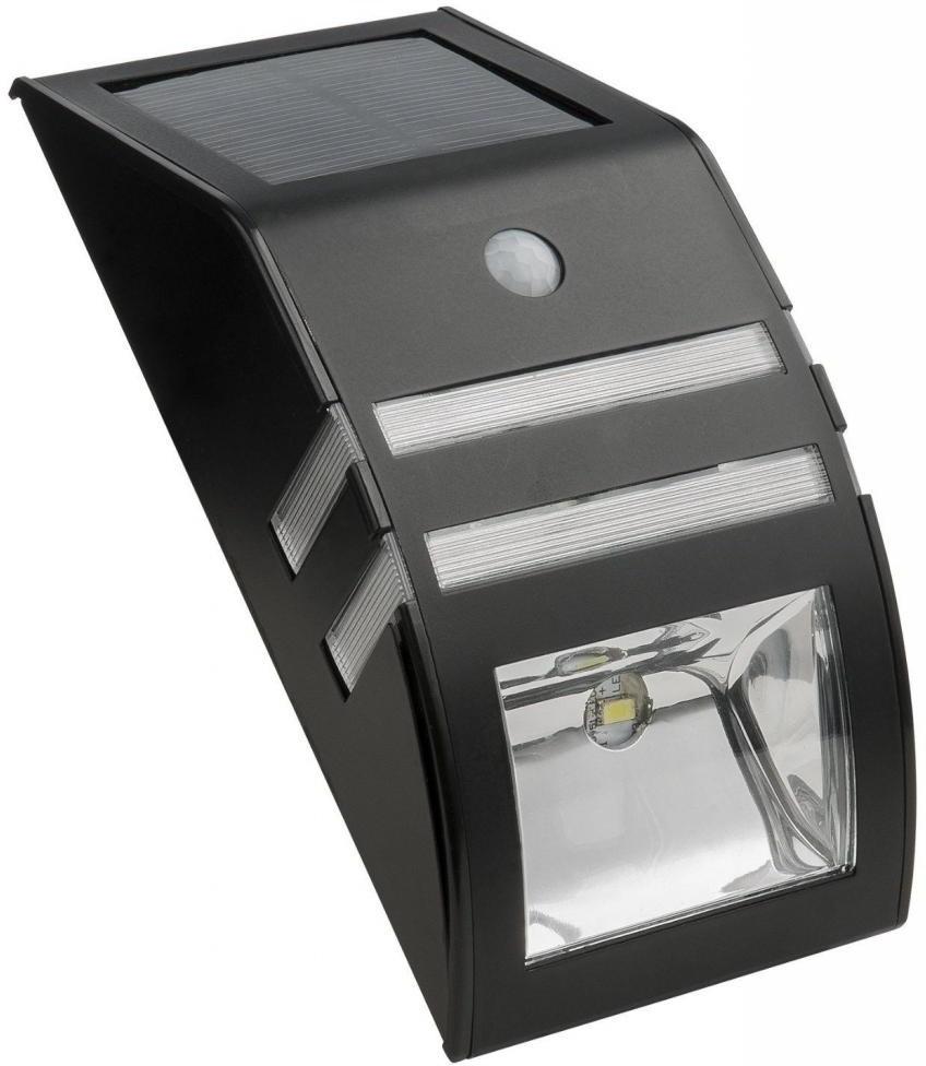 View Quace Wall With Motion Sensor Solar Lights(Black) Home Appliances Price Online(Quace)