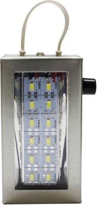 Silver-Swan-12-LED-Metal-Body-Emergency-Light