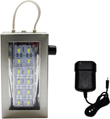Bainsons Combo of 12 Led Metal Body with Nokia Charger Emergency Lights