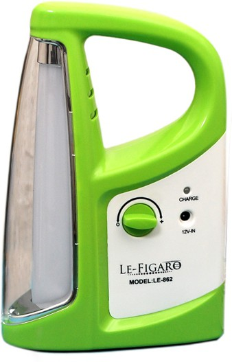 View Le Figaro LE-862GREEN Emergency Lights(Green) Home Appliances Price Online(Le Figaro)