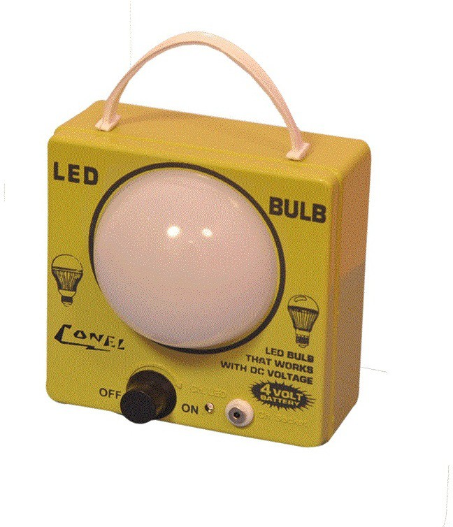 View CELLZONE 12 W SINGLE BULB RECHARGABLE Emergency Lights(Multicolor) Home Appliances Price Online(CELLZONE)