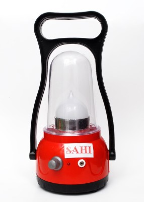 Sahi Rechargeable LED Moon Emergency Light (With Charger)