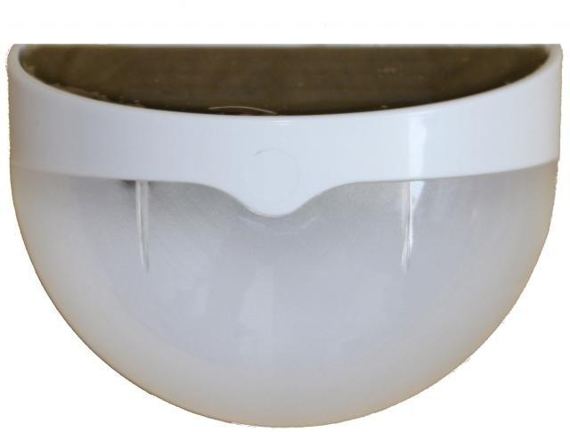 View Quace White Led Wall Mount Solar Lights(White) Home Appliances Price Online(Quace)