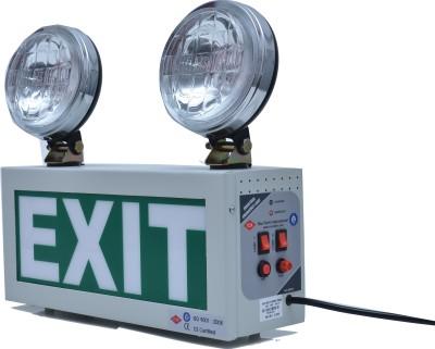 Rax-Tech Industrial (Halogen) 2*20W Indoor Exit Emergency Lights