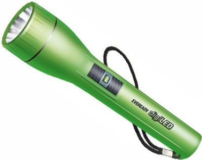 Eveready DL 25 Torches Green, Black  available at Flipkart for Rs.280
