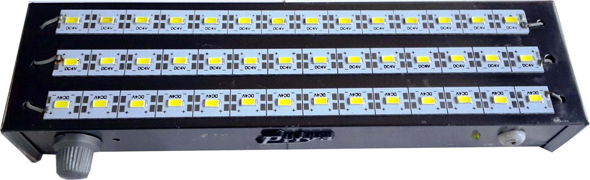 View AIW Priya 2 MPR Emergency Lights(Silver) Home Appliances Price Online(AIW)