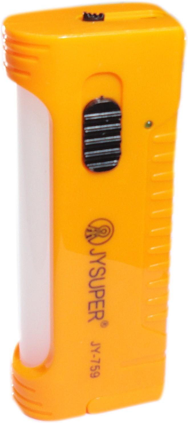 View Jy Super JY-759 Emergency Lights(Multicolor) Home Appliances Price Online(Jy Super)