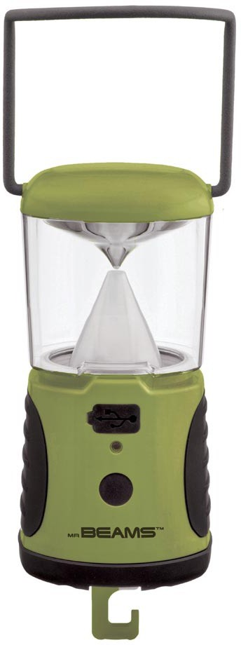 View Mr Beams LED Lantern Emergency Lights(Green) Home Appliances Price Online(Mr Beams)