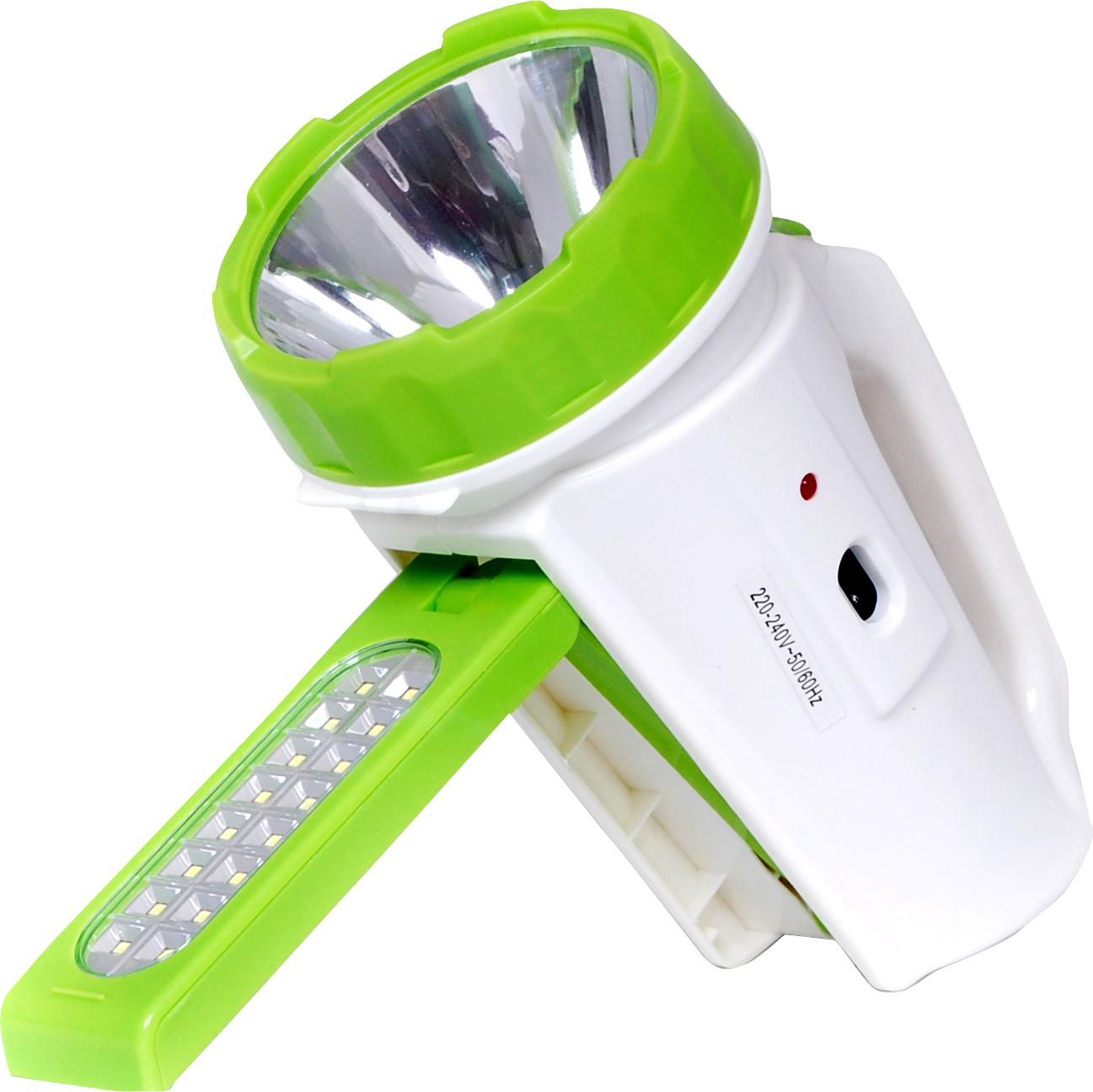 View Le Figaro LE8162LA Emergency Lights(White, Green) Home Appliances Price Online(Le Figaro)