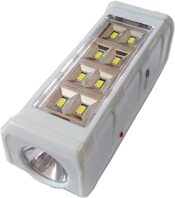 Tuscan Double Pannel 9 SMD LED Rechargeable Torches(White, Yellow)