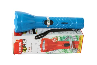 Eveready DL 95 Torches Blue  available at Flipkart for Rs.295