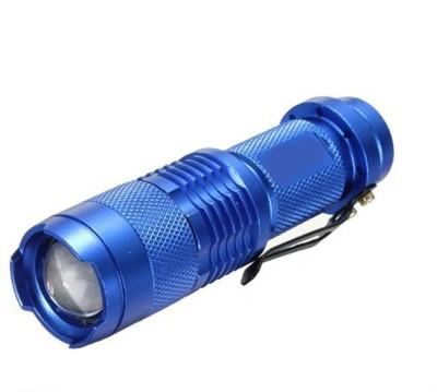 Shrih Pocket LED Mini Flashlight Torches(Blue)