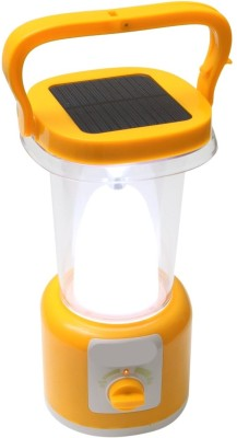 Bazaar Pirates Solar Lamp Solar Lights(Yellow)