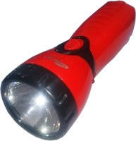 Tuscan Premium Focus Rechargeable LED Torches(Red)
