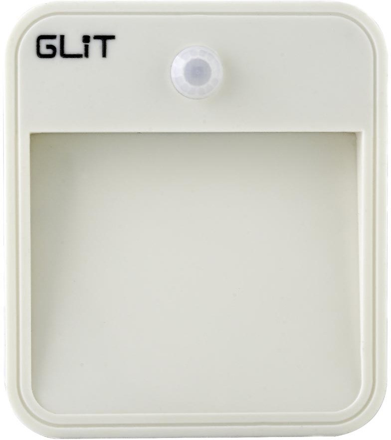 View GLiT Motion Sensor Foot Lamp Wall-mounted(White) Home Appliances Price Online(GLiT)