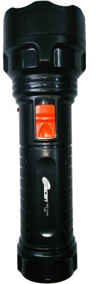 Tuscan Rachargeable Army - 1 Watt LED Torches(Black)
