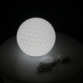 Smart And Green 0.5W Golf Ball Decorative Emergency Light