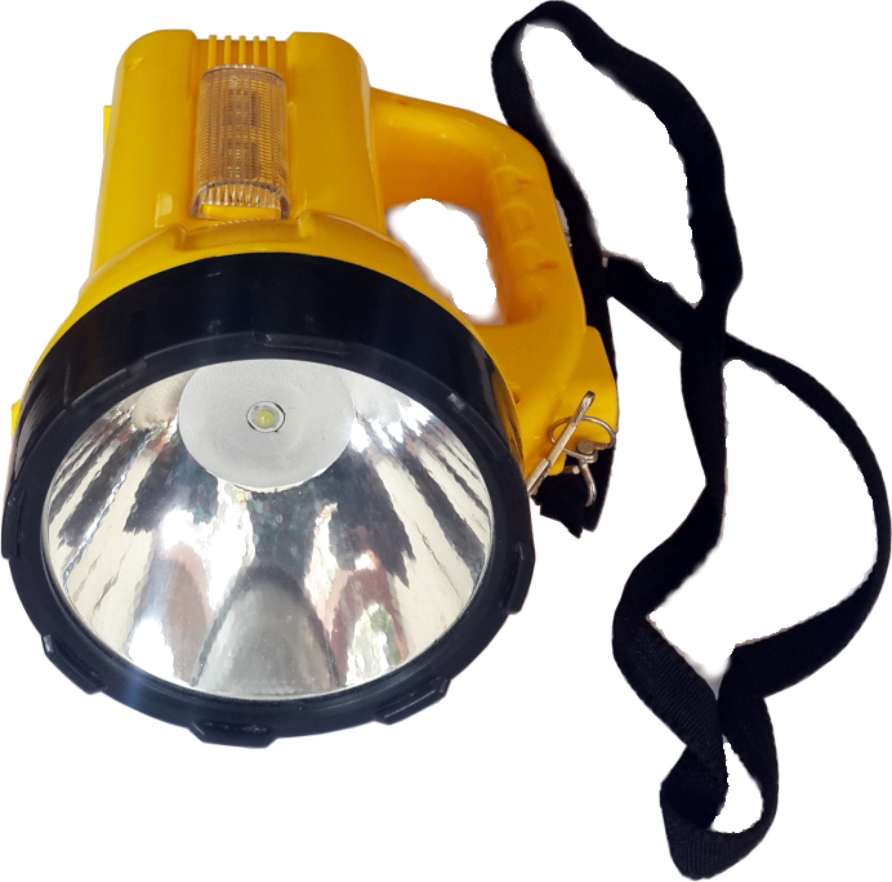View Abdullah Carrying Torch Emergency Lights(Yellow, Black) Home Appliances Price Online(Abdullah)