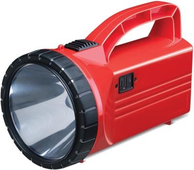 Bajaj SMARTGLOW 3W DOSTI Rechargable LED TORCH Torches(Red)