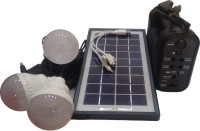 MTC (GDlite GD-8017A) Home Solar Lights(Black)