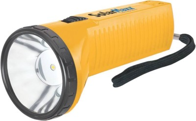 SolarMaxx Torch(Yellow : Rechargeable)