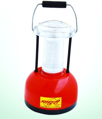 Madhuri Solar LMS 6D Emergency Lights(Red)
