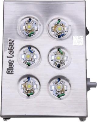 Lotus-6-LED-Metal-Emergency-Light