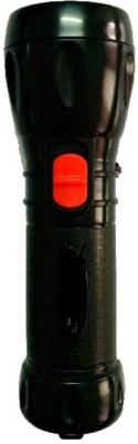 Saihan Rechargeable Torch 0.5W 2 Way Flashlight Torches