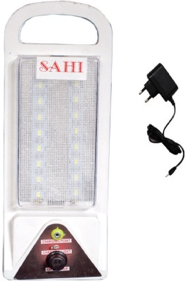 Sahi Rechargeable mini lite with charger Emergency Lights