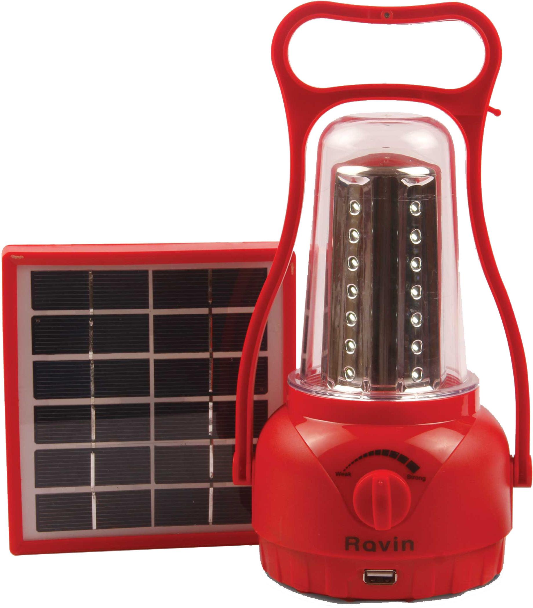 View Ravin SL 09 Solar Lights(Red) Home Appliances Price Online(Ravin)