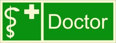 BRANDSHELL Doctor Emergency Sign