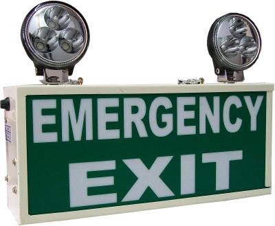 Fine Emergency Exit Emergency Sign