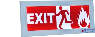 Rax-Tech Exit Emergency Sign