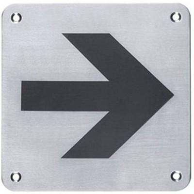 Nexus Direction Sign Emergency Sign