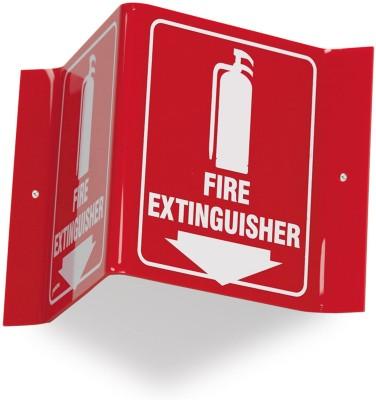 Safe Pro V Shape Sign Board(Auto Glow) Emergency Sign