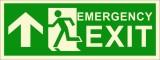 BRANDSHELL Emergency Exit Uppwards Emerg...