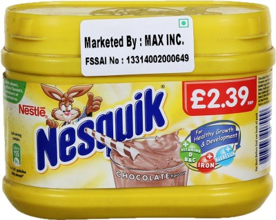 Nestle Nesquicks Energy Drink(300 g Pack of 1)