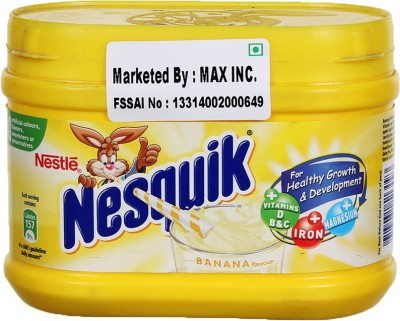Nestle Nesquick Health Energy Drink(300 g Pack of 1)