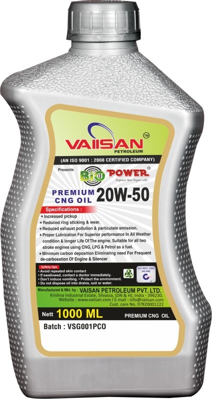 Vaiisan Engine Oil Additive(1000 ml)
