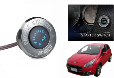 Sparco 61267 Engine Start/Stop Button( )