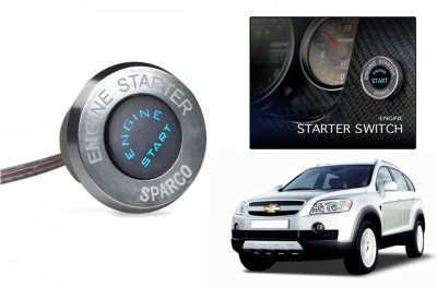 Sparco 61252 Engine Start/Stop Button( )