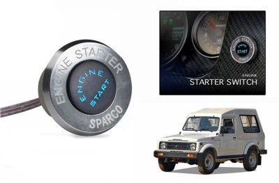 Sparco 61341 Engine Start/Stop Button( )