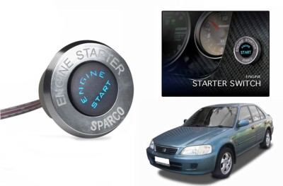Sparco 61282 Engine Start/Stop Button