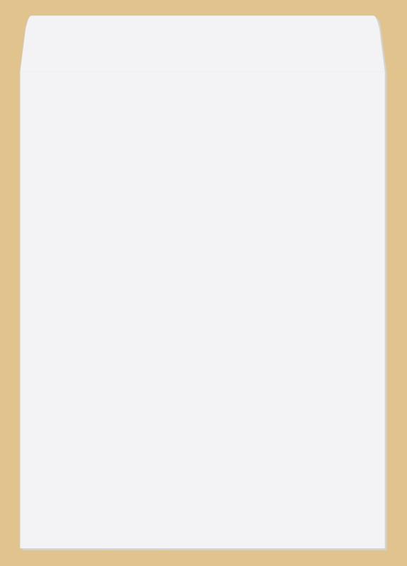 Peace Envelopes(Pack of 50 White)