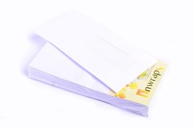 Enwraps Premium Window 10x4.5(inch) Envelopes